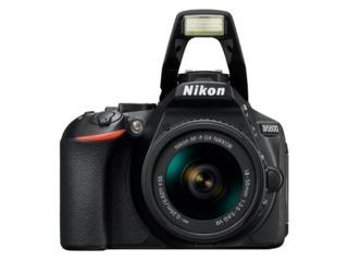 Aparat foto DSLR Nikon D5600 kit AF-S 18-140VR bk