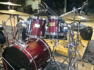 Pearl Masters Studio Birch drum set