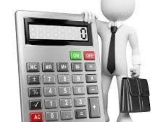 Бухгалтерская помощь для всех:консультации,работа в 1С.Autor contabil pentru toti,ajutor in lukru 1C