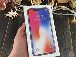 Cumpar iPhone X  64/256Gb Noi/Blocate/Folosite