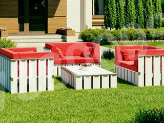 Комплекты модульной мебели для большой семьи и для большой компании...