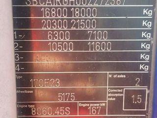 Cumpar Motor Iveco 230caii