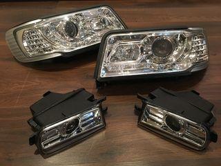 Фары, Стопы, фонари, DRL, оптика тюнингованная (альтернативная) на любое авто! LED стопы тюнинг