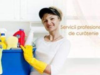 Curatenii generale/spalarea geamurilor/curatenii dupa reparatie