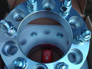 Проставки колесные, Orion Motor Teh, США