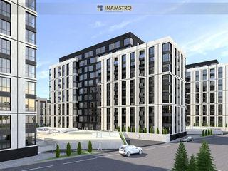Apartament cu 1 odaie + living, 63 metri, bloc nou, Calea Ieșilor