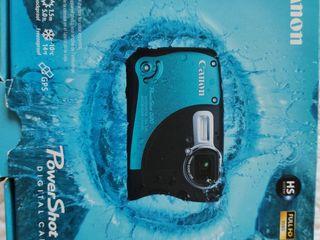Canon PowerShot D20.Poze si video sub apa. 50 euro