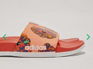 Тапочки Adidas , оригинал . Размер 36