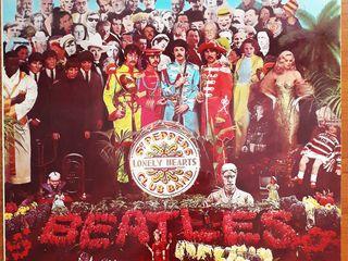 Винил The Beatles