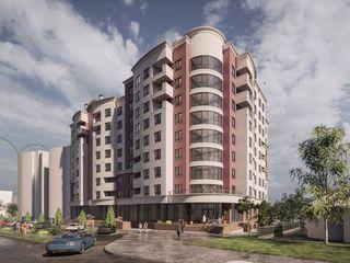 Ialoveni - Complex Nou! 1 cameră - 42 mp, 26 000 euro!