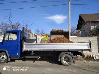 Evacuarea gunoiului de constructie