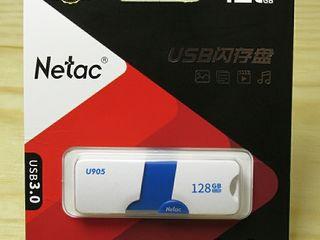 USB Flash Drive(Флешки) - Netac 128G U905.