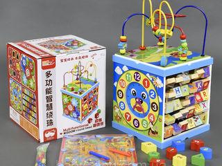 Новая Развивающая деревянная игрушка(большая)