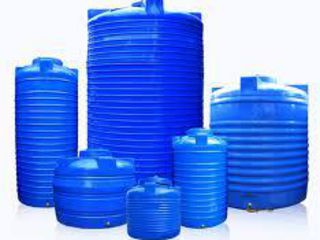 Rezervoare pentru apa potabila, cada pentru vin / Емкости для питьевой воды, кадки для вина