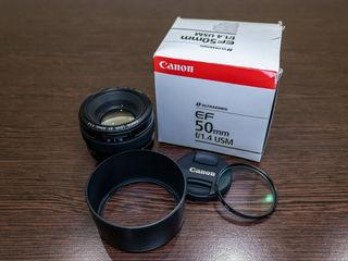 Prime Lense - Canon EF 50mm f/1.4 USM