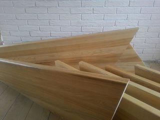 Trepte din lemn pentru scari, 220 lei  Ступени из дерева, суппер цена 220 MDL