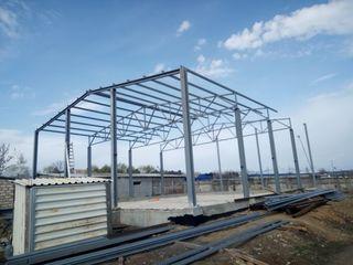 Промышленное строительство и металлоконструкции