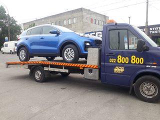 услуги эвакуатора молдова