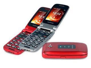 myPhone Rumba - удобные телефоны для всех !!!
