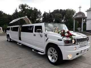 Hummer H2  limuzine moderne in or Chisinau de la compania Limuzine-moldova.md