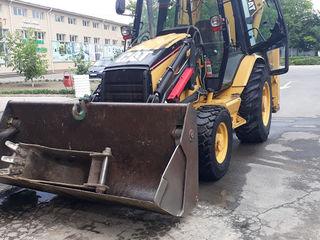 Excavator prestam servicii