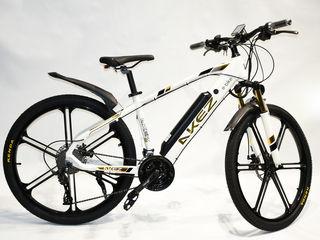 Biciclete electrica 350w Akez Titan posibil si in rate la 0% comision