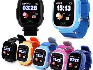 С часами Smart Baby Watch Q50 ваш ребенок в безопасности!!!