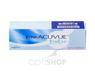 Однодневные линзы 1 day acuvue trueye (30 линз)