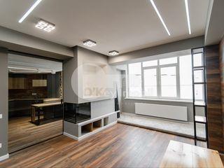 Imobil excepțional! Stil Loft - 2 camere, bloc nou, Buiucani 52000 €