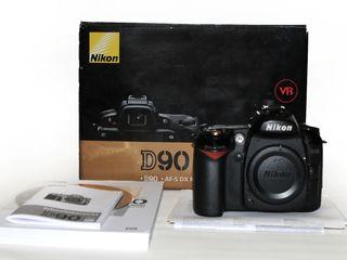 Nikon D90 body, Nikon 55-200mm 4-5.6 G, Sigma Zoom 28-200mm 1:3.8-5.6 UC для Nikon