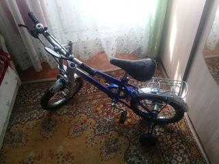 bicicleta in stare ideala pentru copii pina la 9 ani