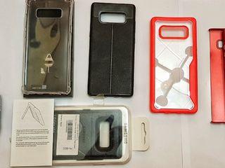 Samsung note8 в отличном состоянии 9/10 полный комплект,европеец обмен на Iphone 8+