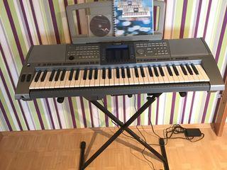 Синтезатор Yamaha PSR-1500. Sintetizator, orga.
