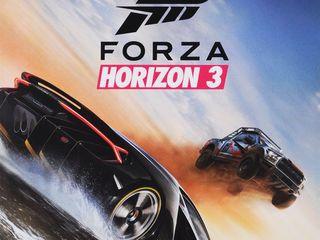Forza Horizon 3 Xbox One game Russian