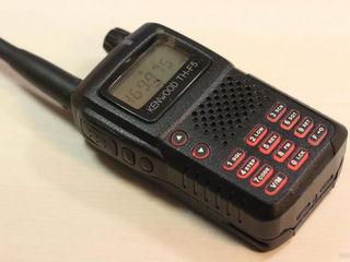 Рации Kenwood TH-F5 UHF (400-470мгц)
