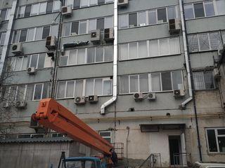 Изготовление и монтаж вентиляционных систем. Жестянные работы. Дымоходы