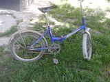 bicicleta ferge bine doar nu are o pedala tre so cunpar in rest totu ii in regula
