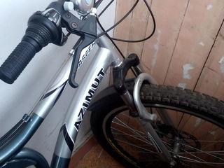 Bicicleta in stare superba