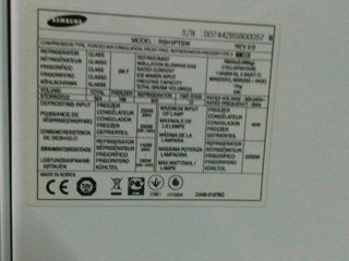 Холодильник Samsung, б/у, Германия, состояние превосходное
