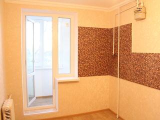 Apartament cu 3 odăi, seria 102, Râșcani parc, 76m2! Euroreparație! 36800 euro!