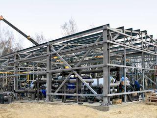 Constructii din metal de orice complicitate.металлоконструкции.specialisti calificati cu experienta.