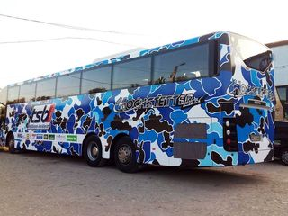Publicitate pe transport   Реклама на транспорте