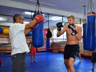 Antrenamente de box - Групповые и индивидуальные тренировки по Боксу для взрослых и детей