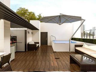 Apartament 77m2 cu terasa ! design interior cadou!