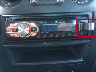 USB Bluetooth flash адаптер для автомагнитолы
