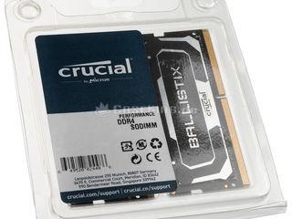 KIT DDR4 Crucial 32 GB - 2400 / 2666 / 3200 / noi in cutie