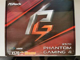 Asrock Phantom Gaming 4,Asrock X570 Pro 4 New - 3200 Lei