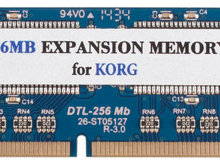 Korg pa2 pa3 RAM 256 mb