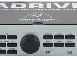 Digital 24-bit / 96 kHz Loudspeaker Management System