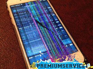 Lucrăm până târziu! Schimbarea sticlei la iPhone, iPad, Samsung, Meizu, HTC, Lenovo!